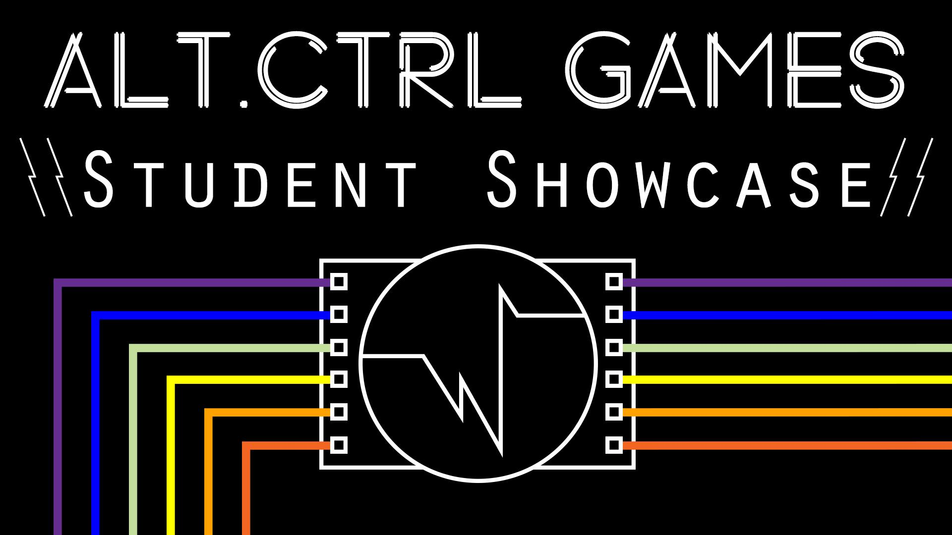 Alt.Ctrl Games Student Showcase Free  https://withfriends.co/event/1517966