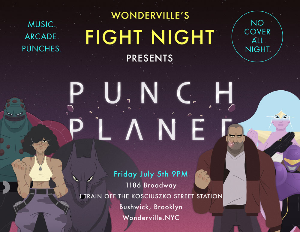 RSVP:  https://withfriends.co/Event/2020983/PUNCH_PLANET