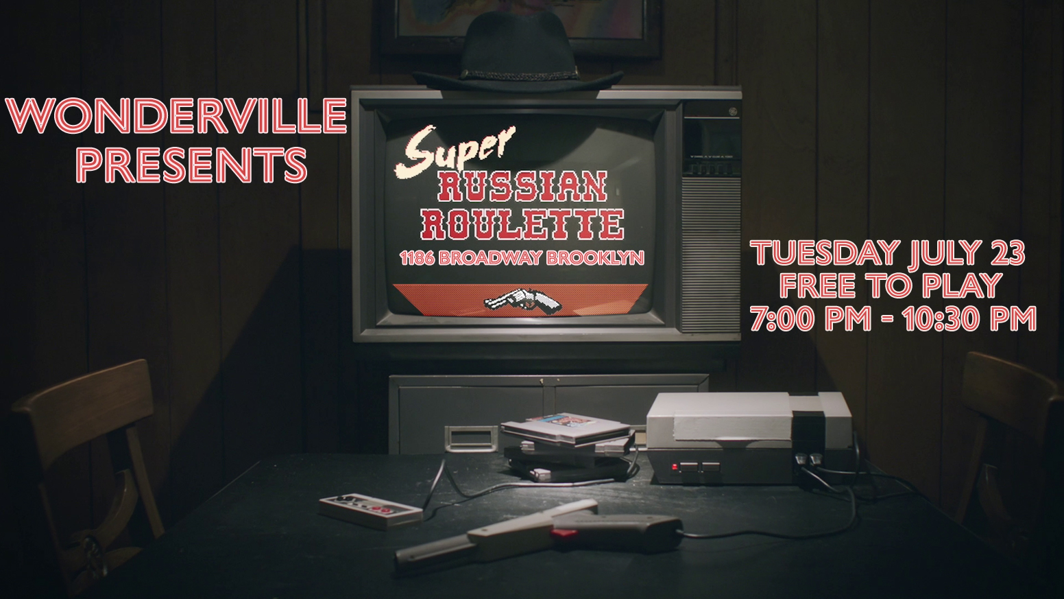 RSVP:  https://withfriends.co/Event/2142706/Super_Russian_Roulette_Tournament_Night