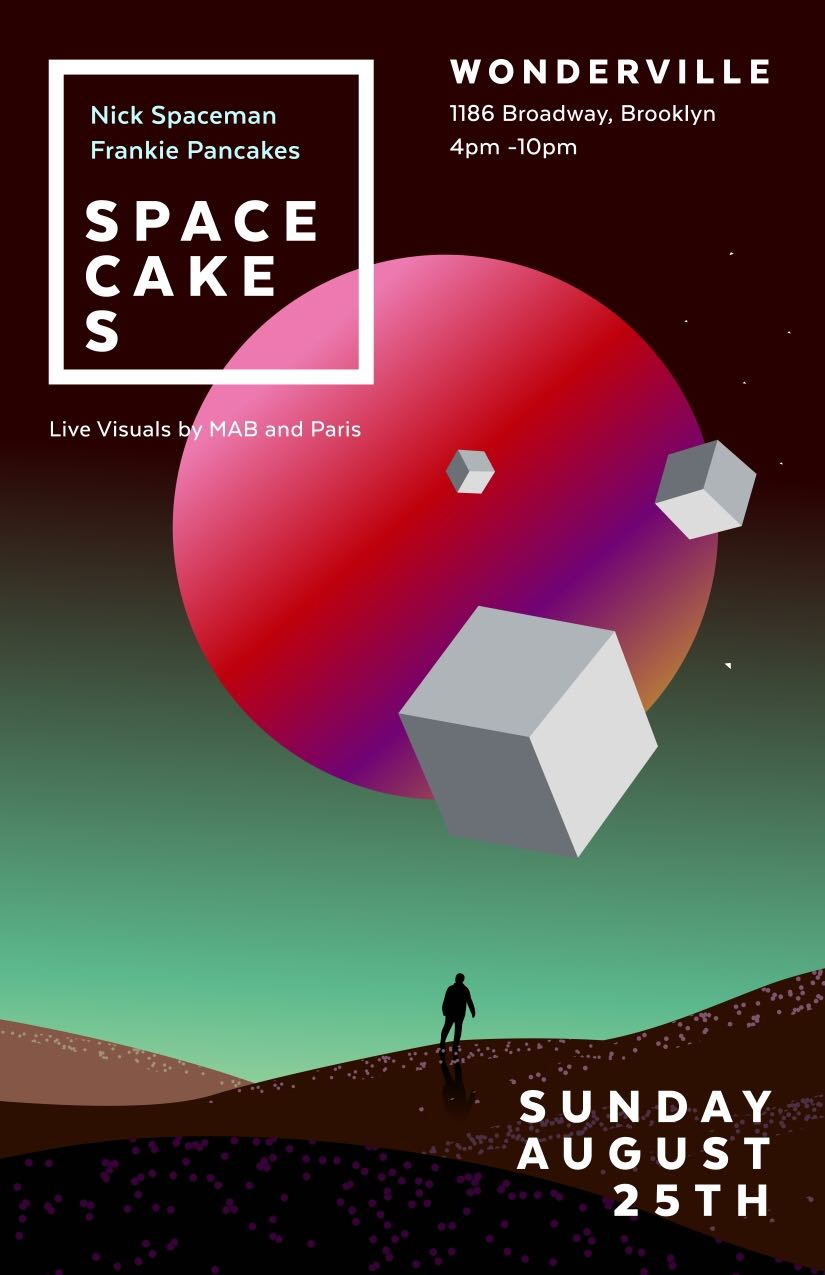 RSVP:  https://withfriends.co/Event/2416989/Spacecakes