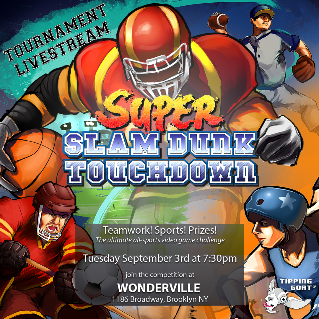 RSVP:  https://withfriends.co/Event/2417074/Super_Slam_Dunk_Touchdown_Tournament_Livestream