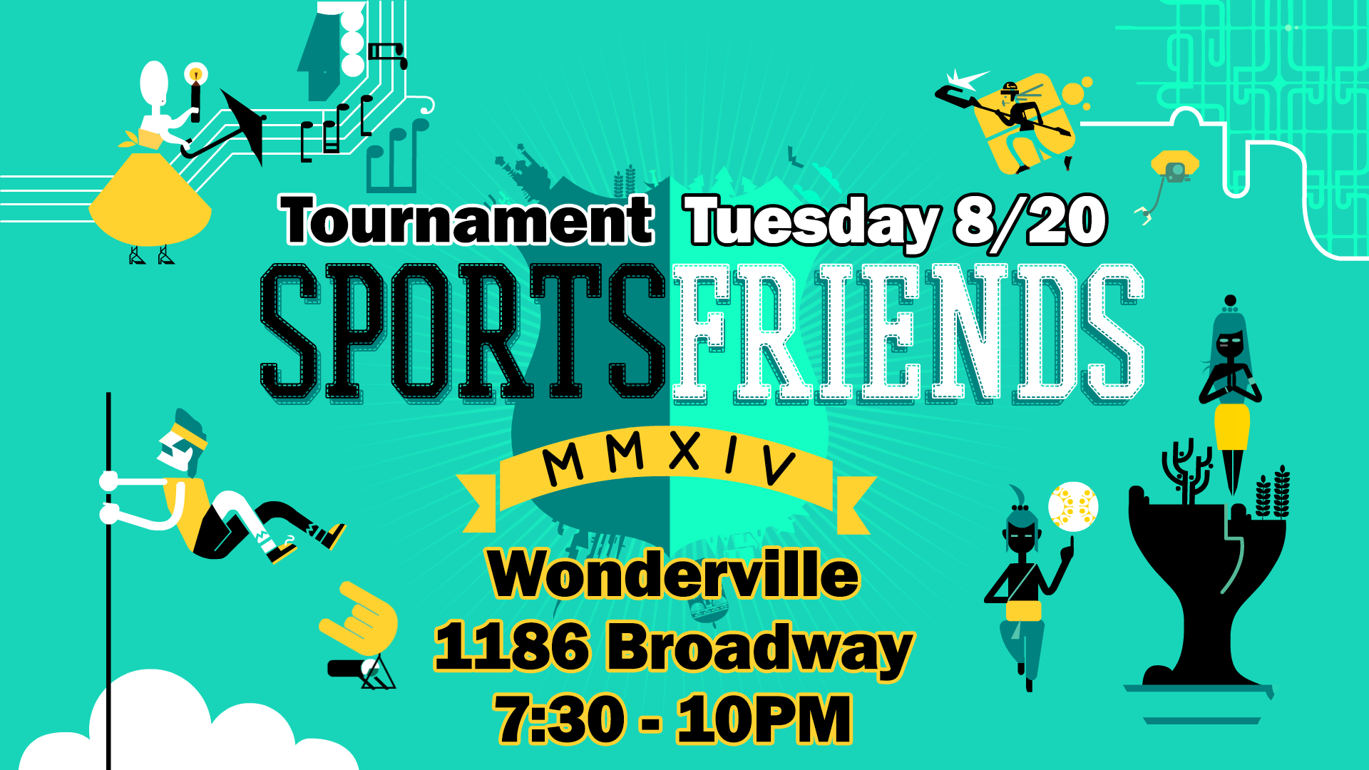 RSVP:  https://withfriends.co/Event/2349007/SPORTSFRIENDS_Tournament