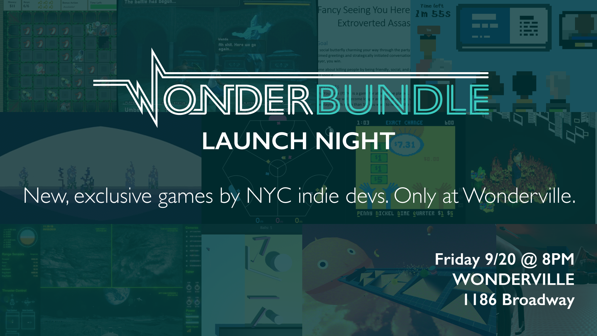 RSVP:  https://withfriends.co/event/2565620/wonderbundle_launch_night