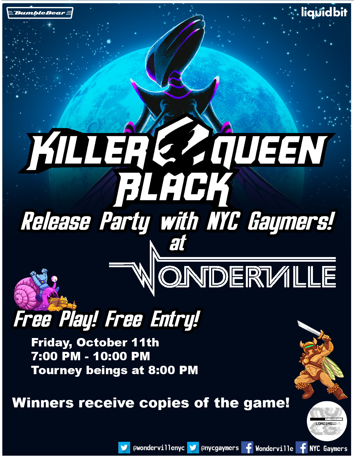 Tickets:  https://withfriends.co/event/2779753/killer_queen_black_release_party