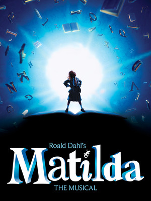 Cast members of Mirvish's  Matilda