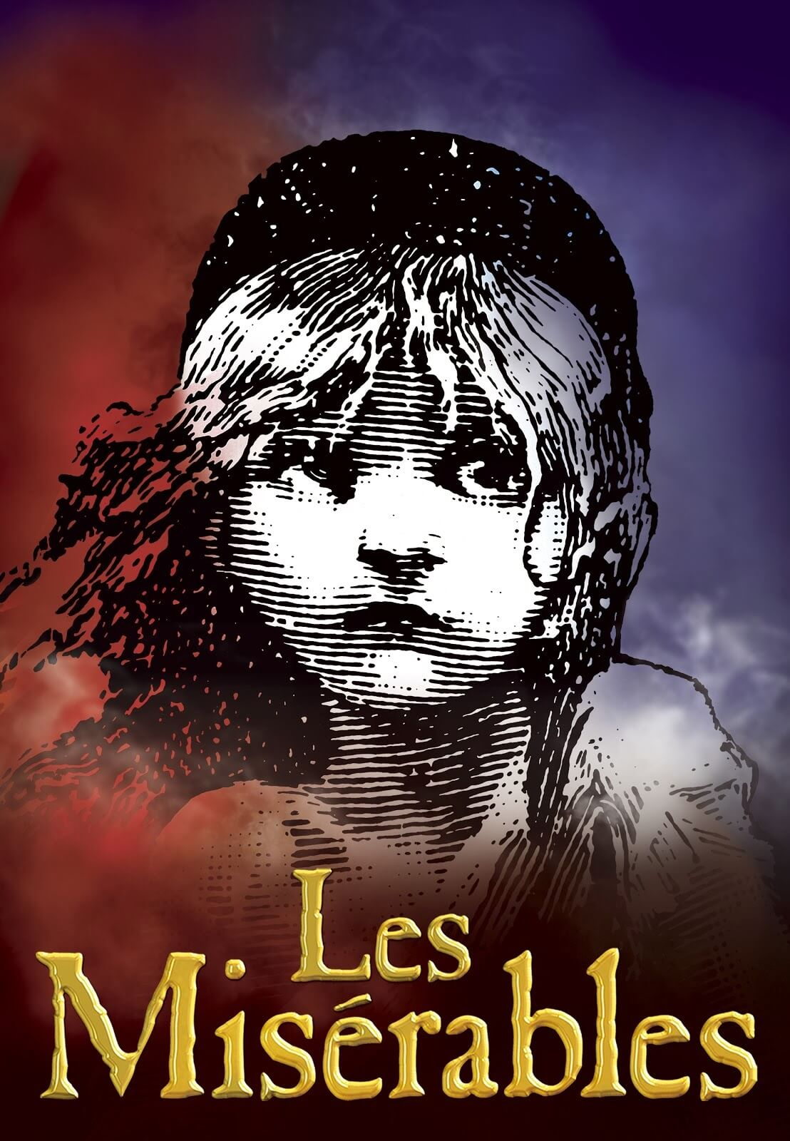 Cast members of Mirvish's  Les Miserables