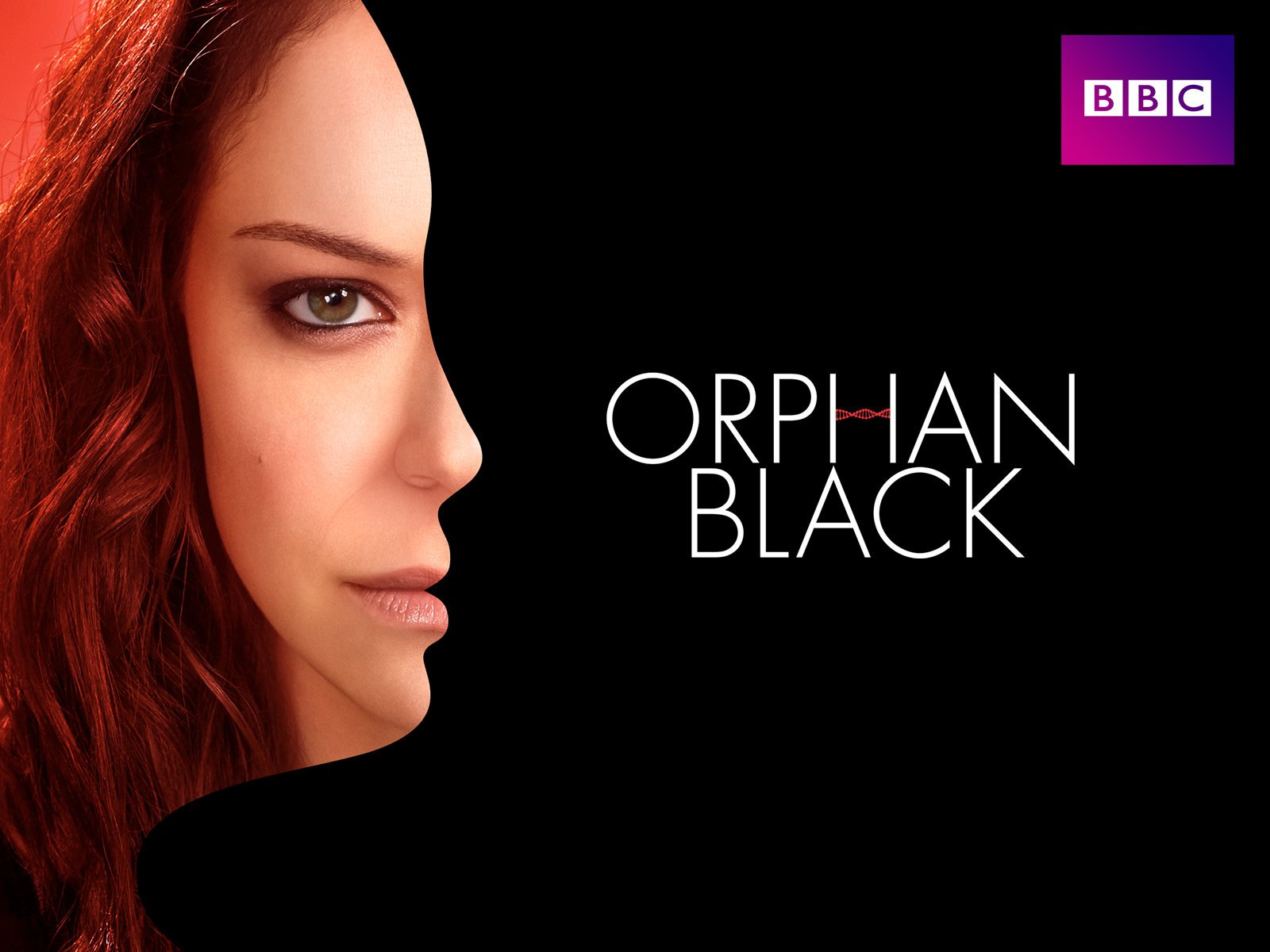 Cast members of BBC's  Orphan Black
