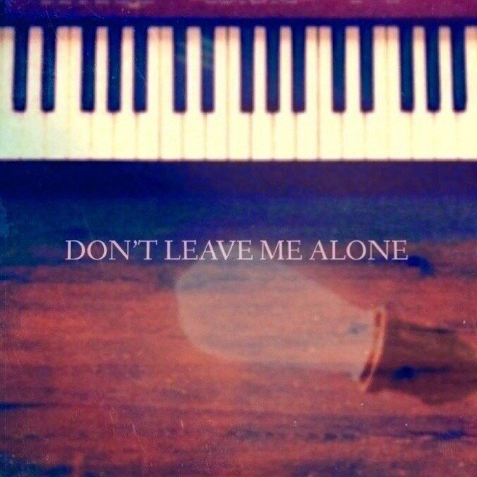 Don't Leave Me Alone - 3rd track released 2019.10.09Spotify Editorial Playlistに選ばれました!▼New Music Wednesday ▼Soul Music Japan ▼Early Noise