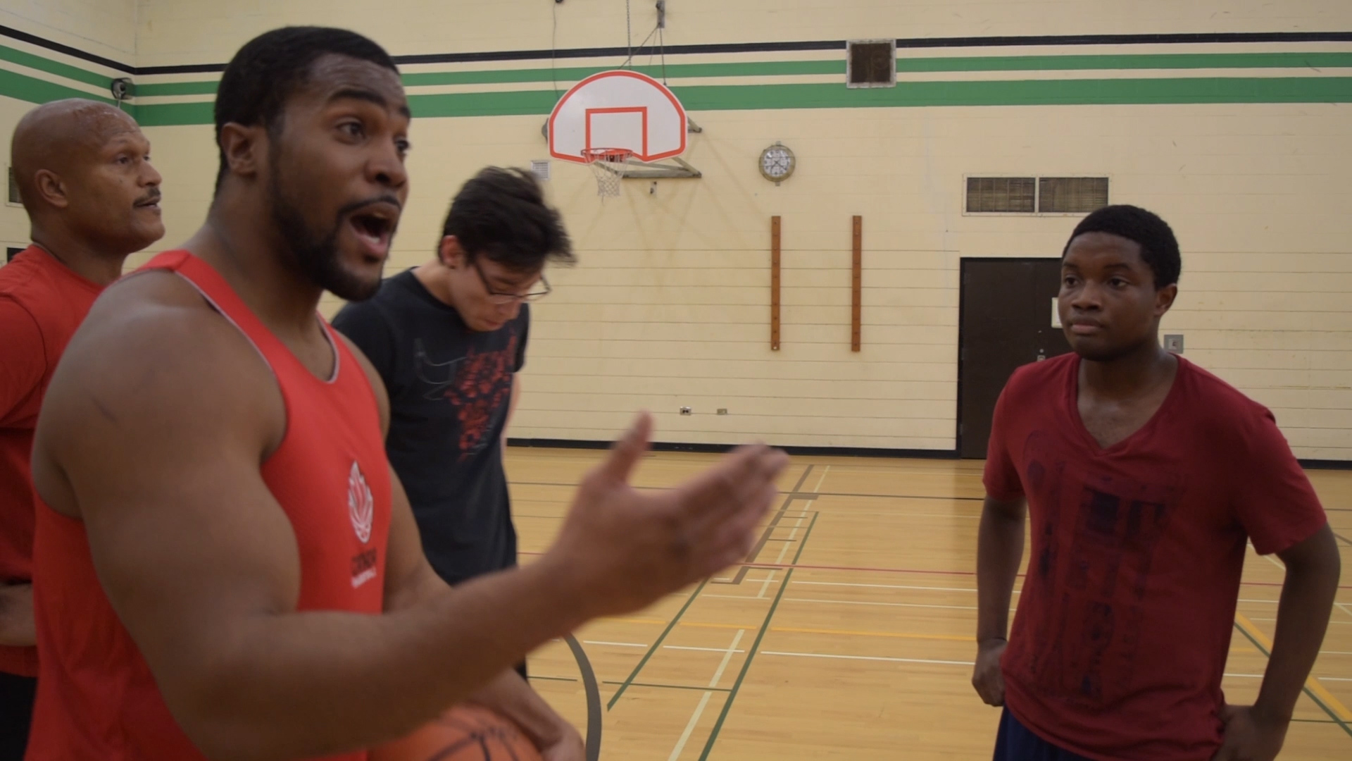 THE JOURNEY TO MANHOOD | NON-PROFIT - Hoop 2 Hope is a program for boys 8 – 18 years old in the Jane-Finch Community. It is structured around a basketball league but the main purpose is to guide them on their journey from boyhood to manhood.