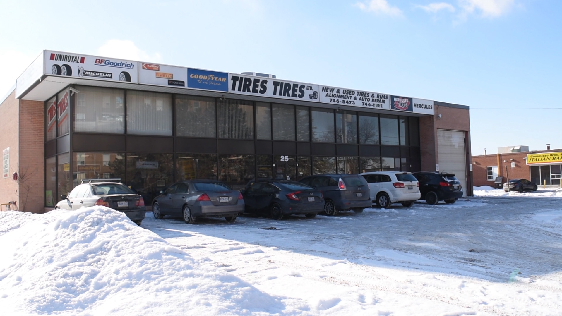 TIRES TIRES LIMITED | COMMERCIAL - Since 1989, Tires Tires Ltd has served the Toronto, North York, and Vaughan, Ontario area in offering great deals on tires.