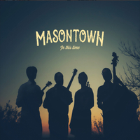 """Natalie's band  Masontown  recorded their first full length album """"In This Time"""" in 2017"""