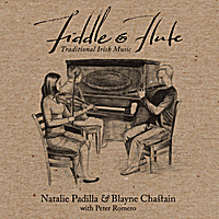Traditional Irish music album with Blayne Chastain & Peter Romero, recorded in 2011