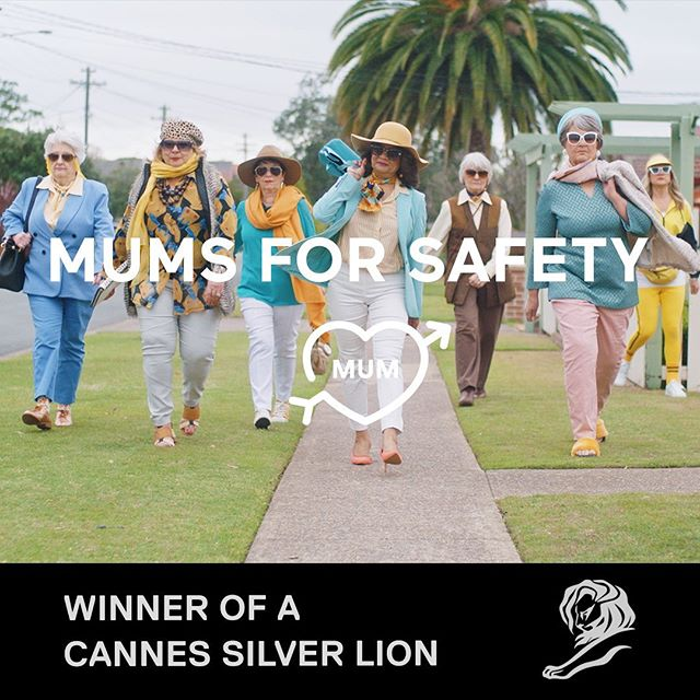 WINNER CANNES SILVER LION 🥈We're so thrilled that the Mums for Safety campaign we produced with @Houstongroup for @Lendlease has won a Silver Lion at the #CannesLions International Festival of Creativity 2019. We are so pleased to be involved in such an important campaign that draws attention to workplace safety and impacts people lives in a positive way. Thank you to all involved who made this achievement possible. Swipe to watch the trailer and see the whole campaign on our website - Link in our bio.  #mums #corporatevideo #comedy #cannes #worksafety #awardwinner #ittvideocontentagency