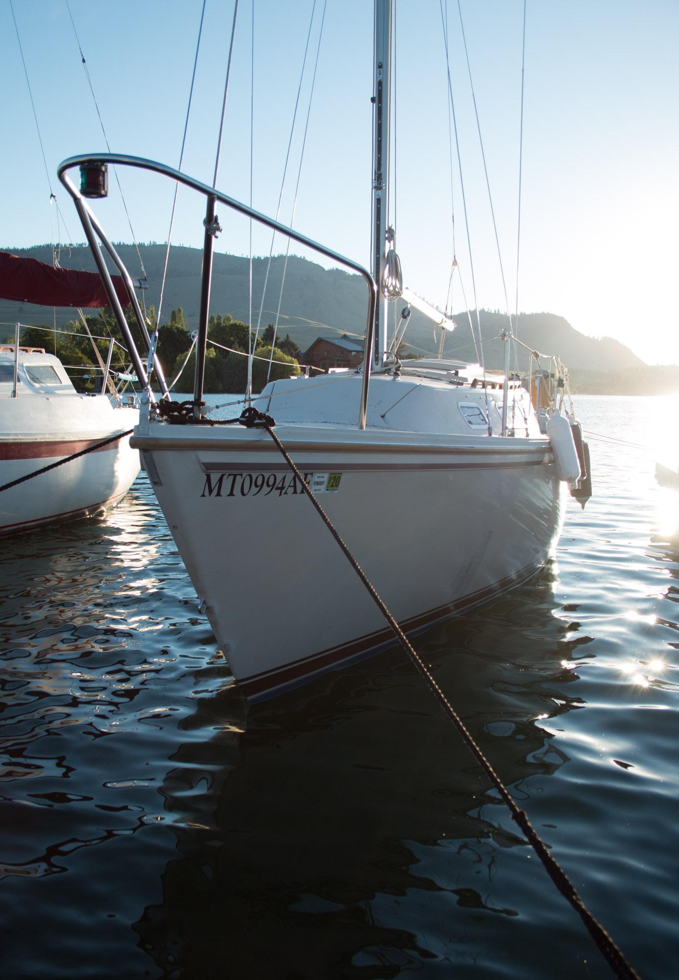 dayton boat