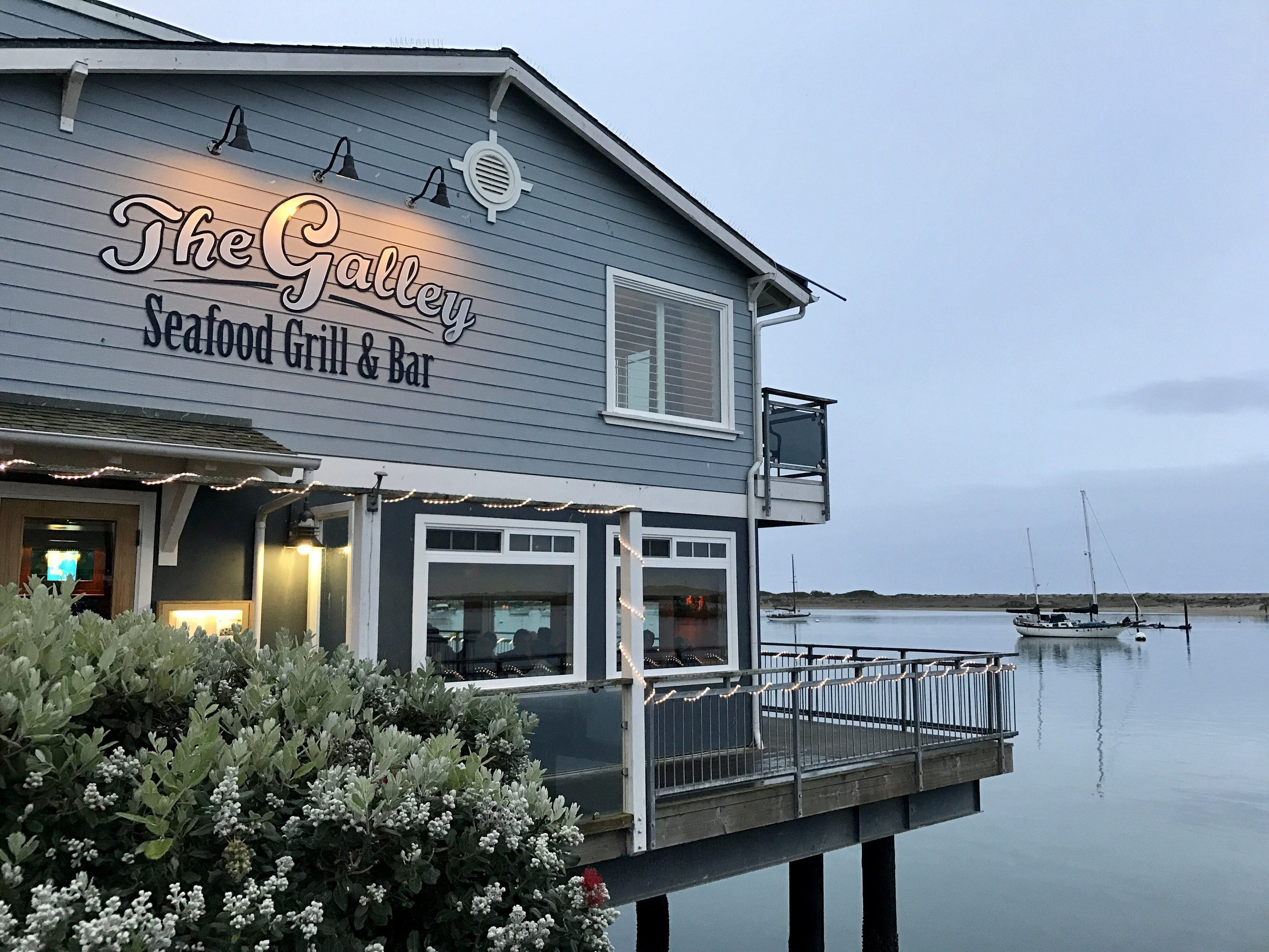 The Galley Seafood Grill and Bar, Morro Bay