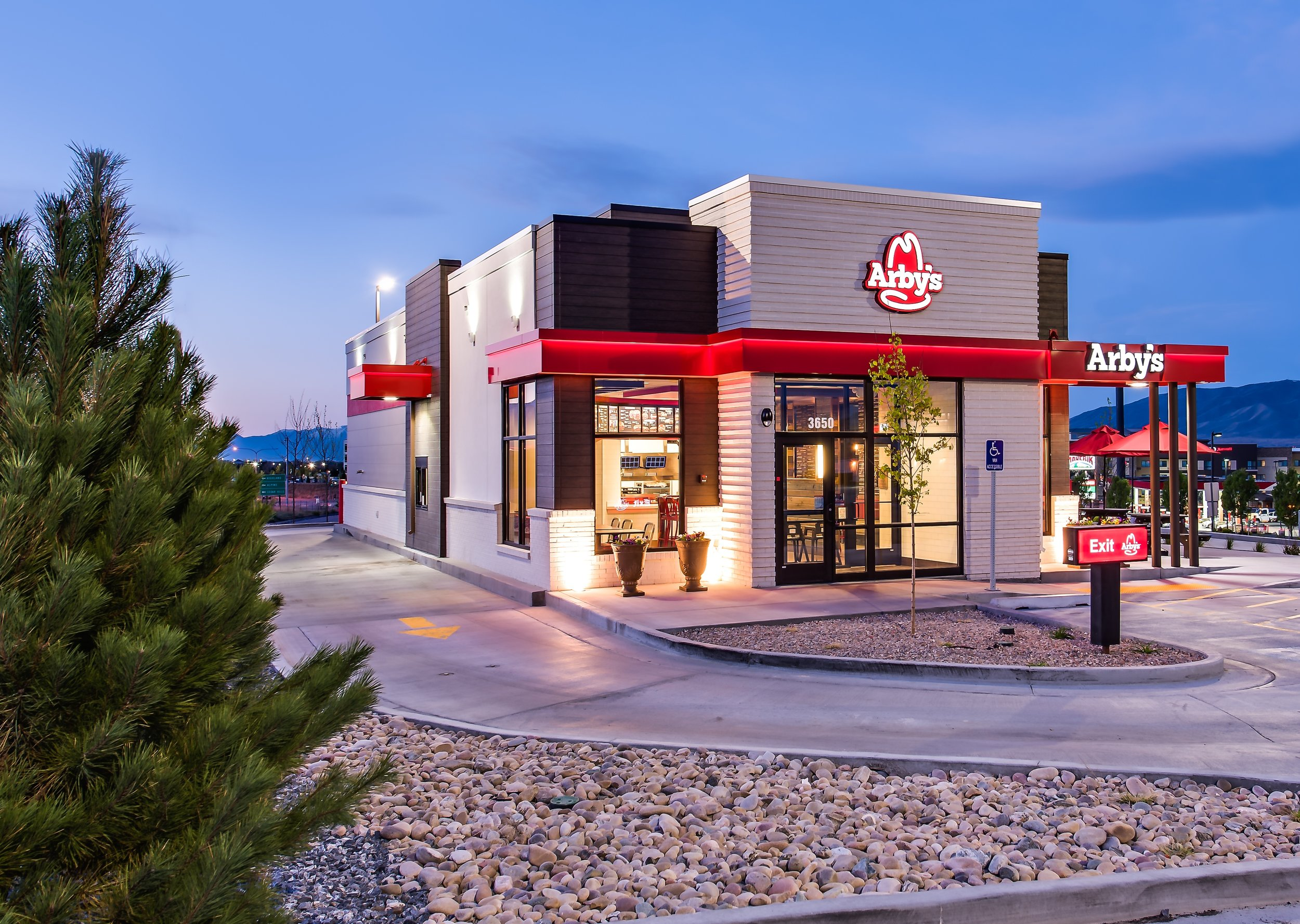 Arby'sLark Point, UT - 5.84% CAP$1,970,000