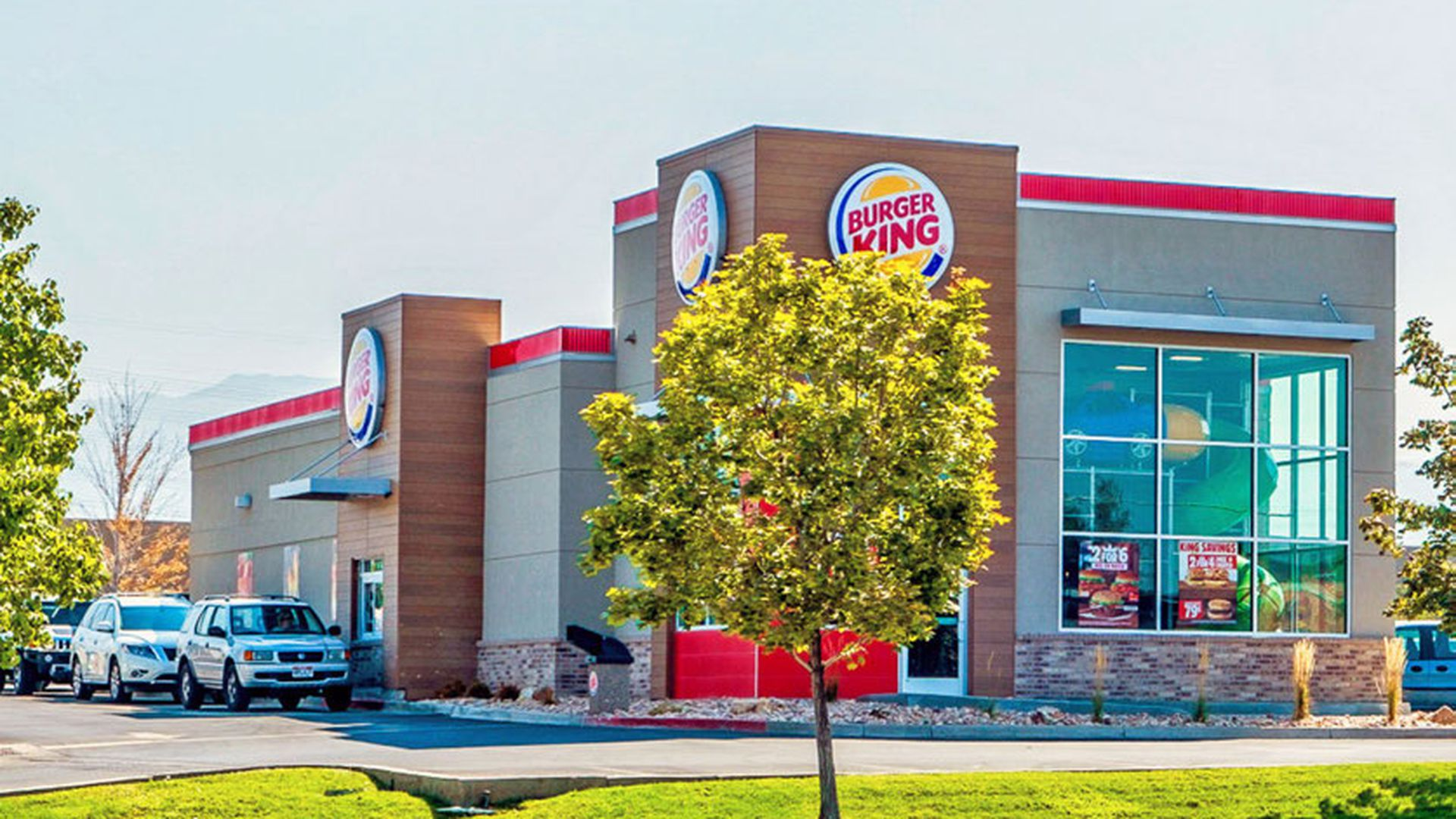 Burger King Clinton, UT - 5.35% CAP$2,500,000