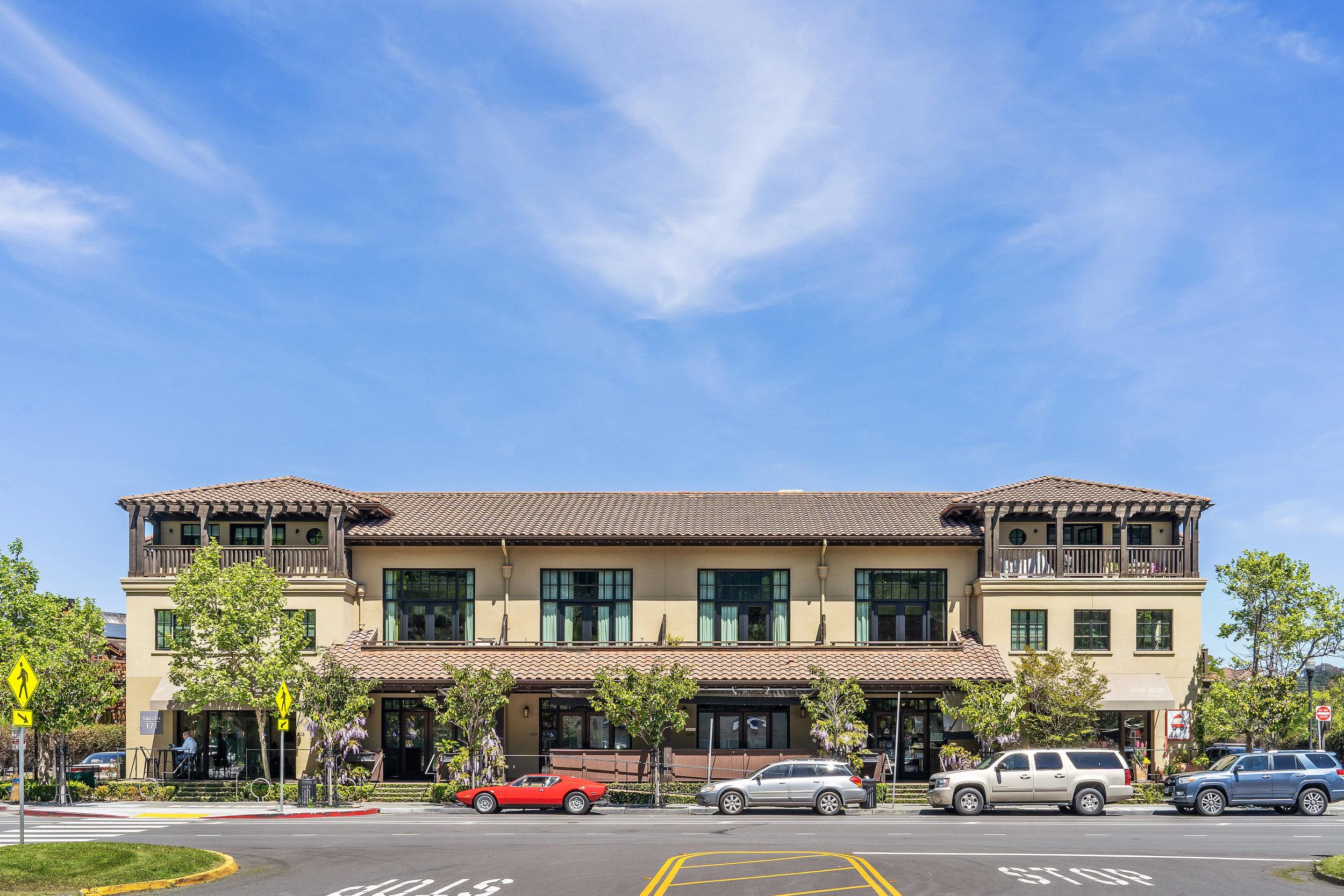 505 Miller Avenue, Mill Valley - Mixed-Use Development$10,700,000Offering Memorandum