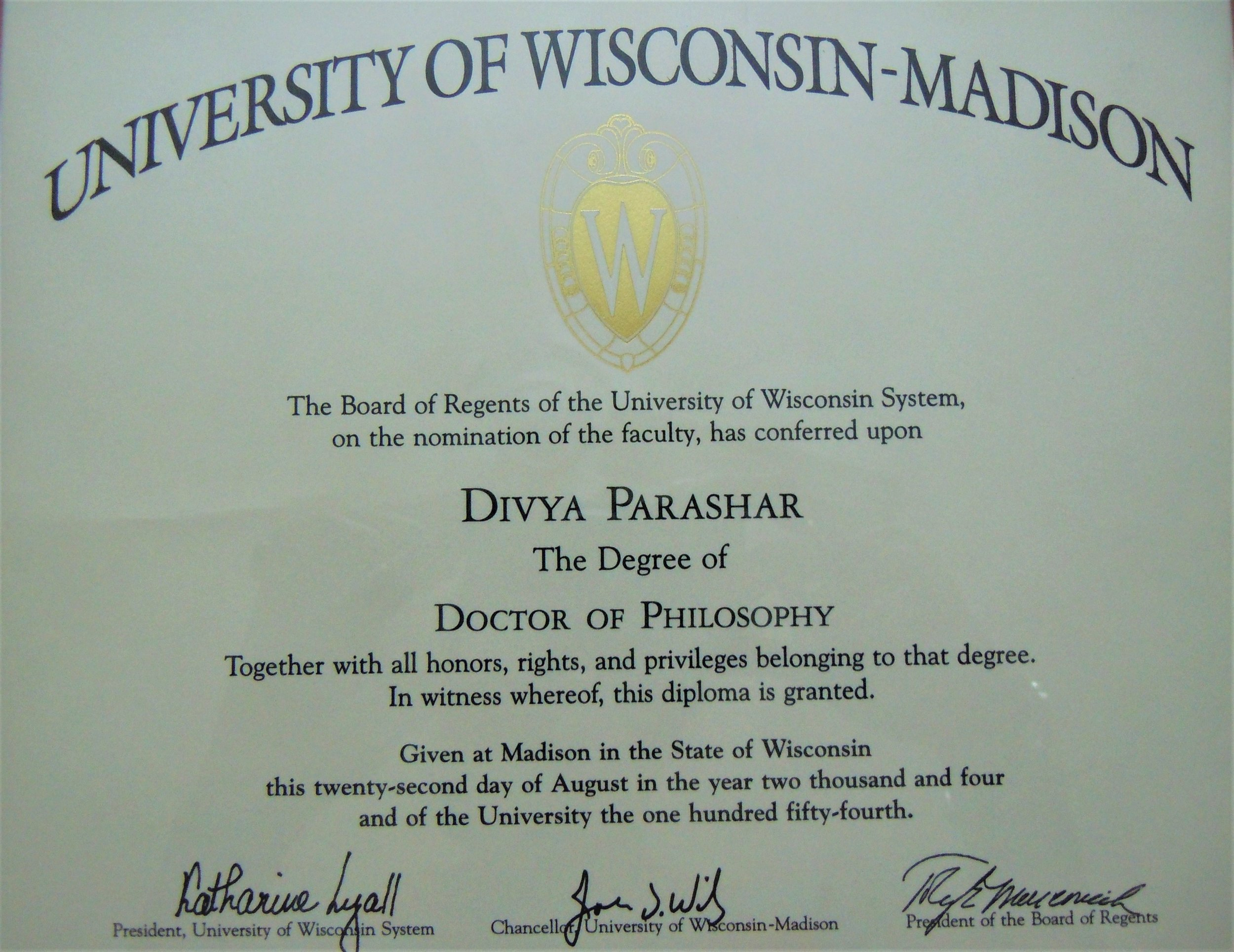EDUCATIONAL BACKGROUND - I obtained my Ph.D. in Rehabilitation Psychology at the University of Wisconsin-Madison, USA in 2004. Prior to that I did my Masters and Bachelors in Applied (Clinical Psychology) from the University of Delhi. Till recently I was heading the Psychology Department at the Indian Spinal Injuries Centre, New Delhi. In addition to my clinical responsibilities, I have been an academician, having worked as an Asst. Professor at the Louisiana State University Health Sciences Centre, USA.