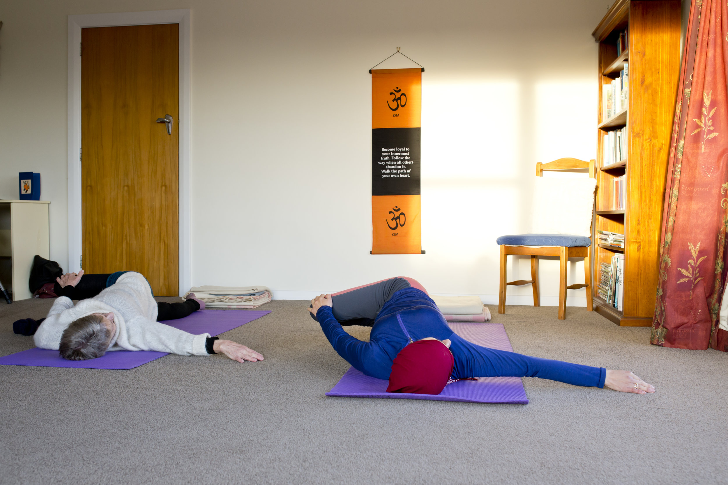 Go deeper with yoga. - This is your chance to take time out and nourish yourself with a one day retreat.
