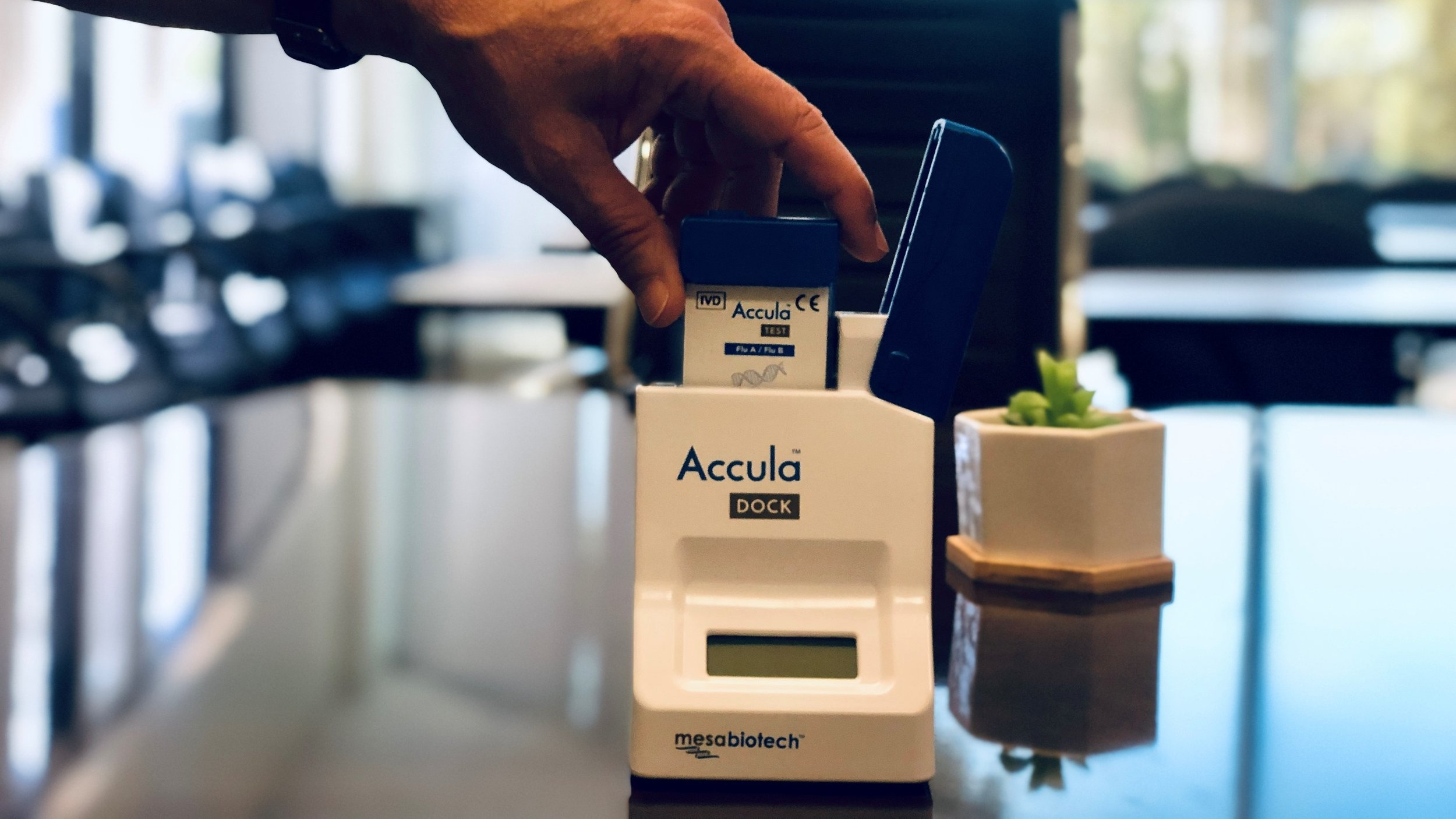 Accurate. Accessible. Actionable.  Simplifying PCR, transforming healthcare.   Our Product