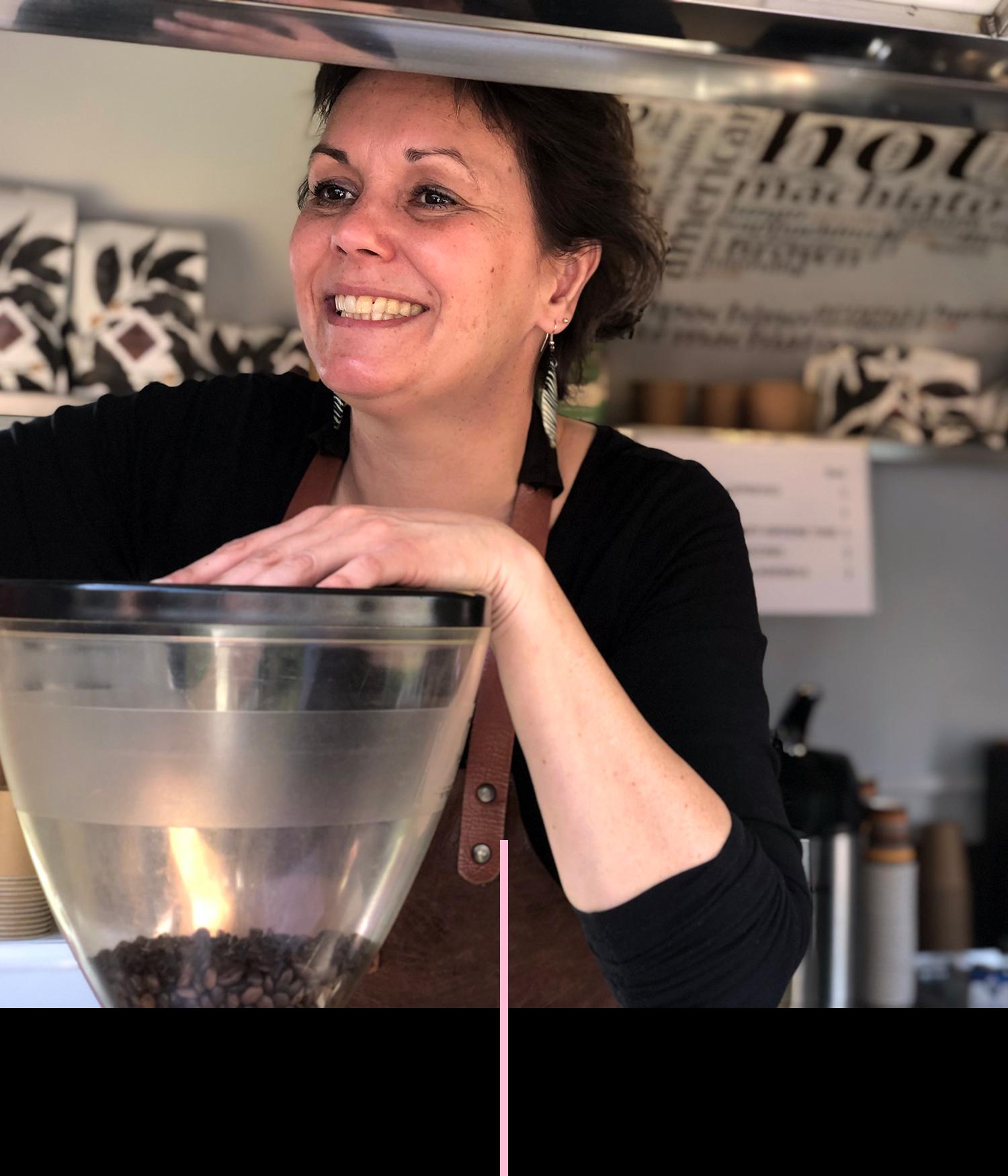 Catelijne van de Koffietruuk