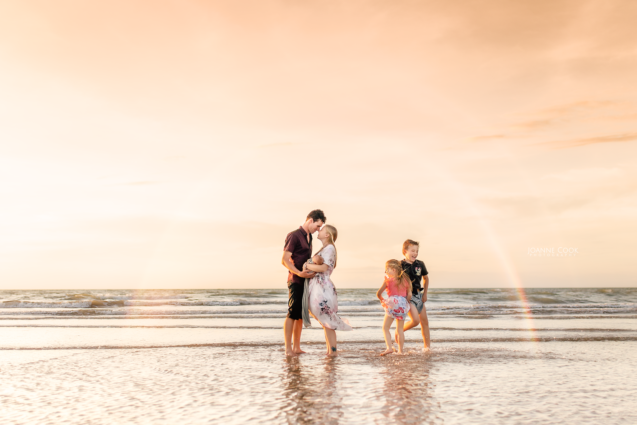 family lifestyle photography in Darwin and Kathrine