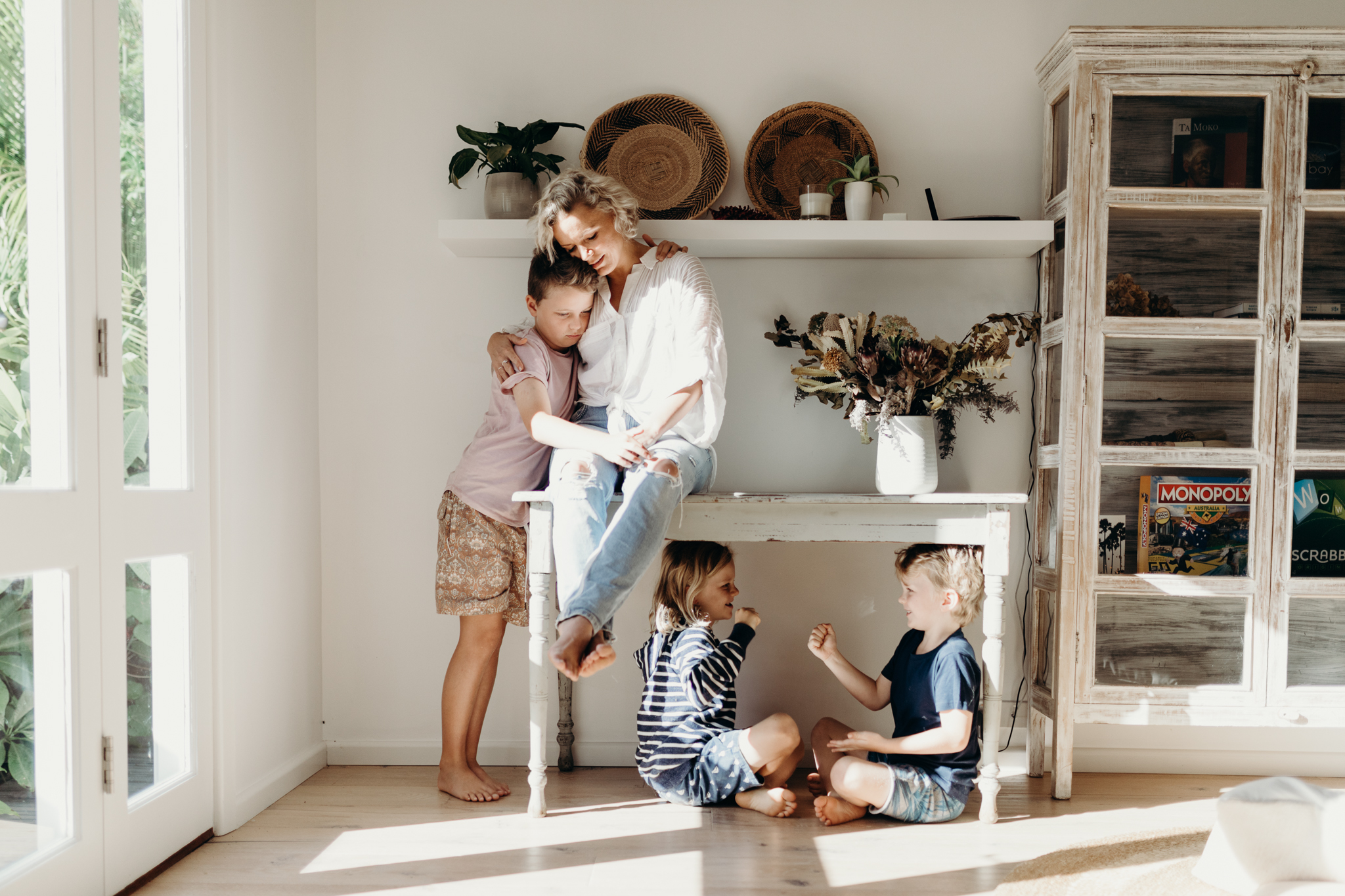 Lifestyle family at home sessions photographer Darwin.JPG
