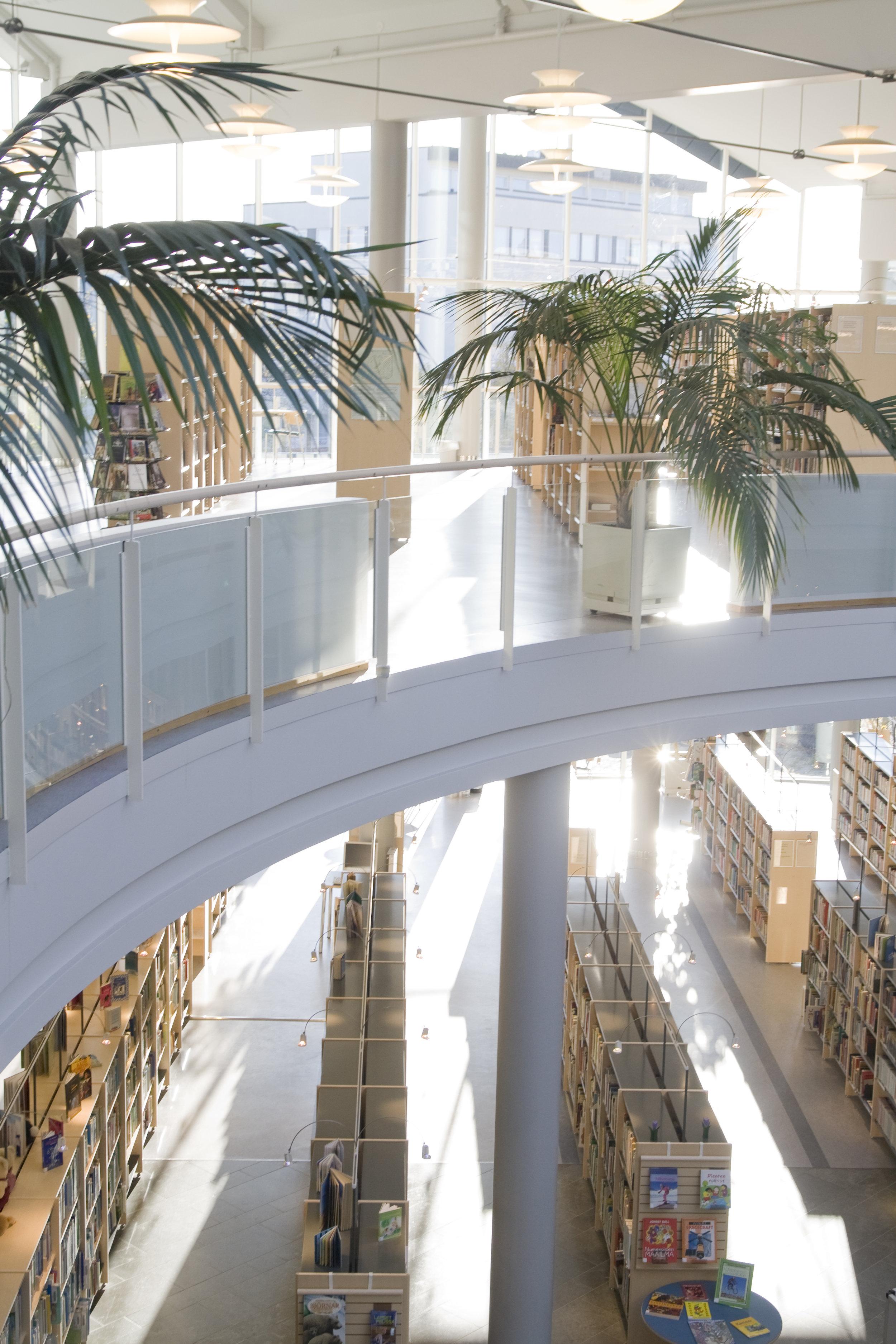 Kuva: Kaupungin kirjasto, Kuvaaja: Joni Virtanen