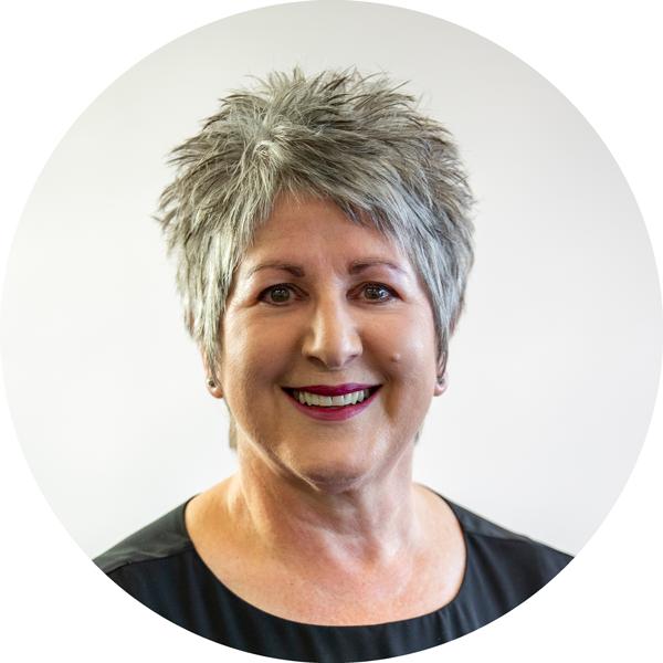Ann Henderson - Receptionist