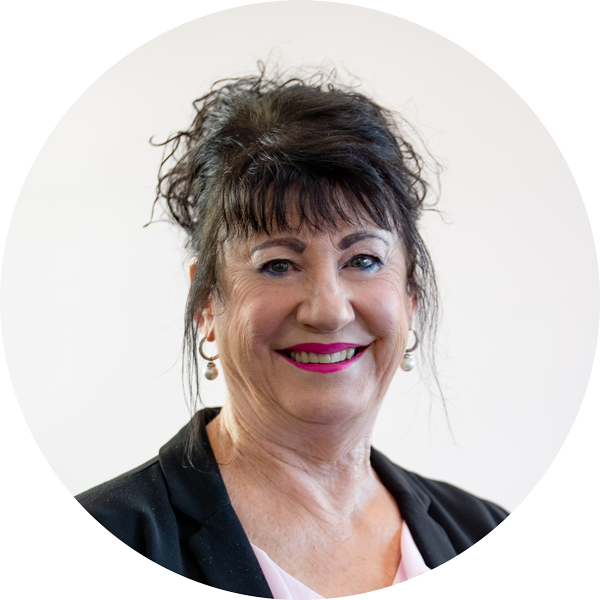 Jill Paine - Receptionist at Kaiapoi