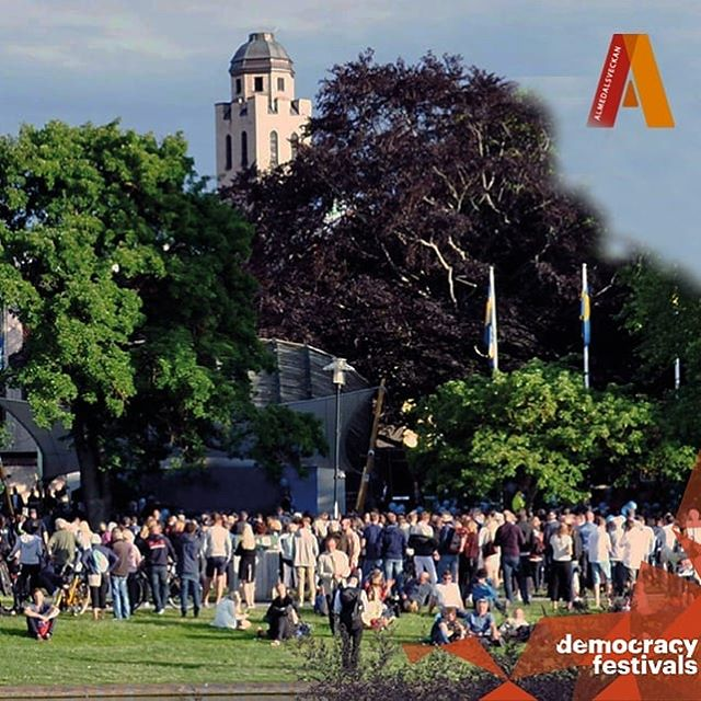 🌼 This week, celebrate Almedalsveckan in Visby! 🌼  From a traditional yearly speech by Olof Palme, Social Democratic Party, to an a-partitical Democracy Festival that welcomes everybody and celebrates dialogue and conversations among citizens and politicians.  Learn more about the program here: https://issuu.com/digprod/docs/gmjust-0617-00…  #democracyfestivals #democracyfestivalsassociation #democracyinnovation #almedalsveckan