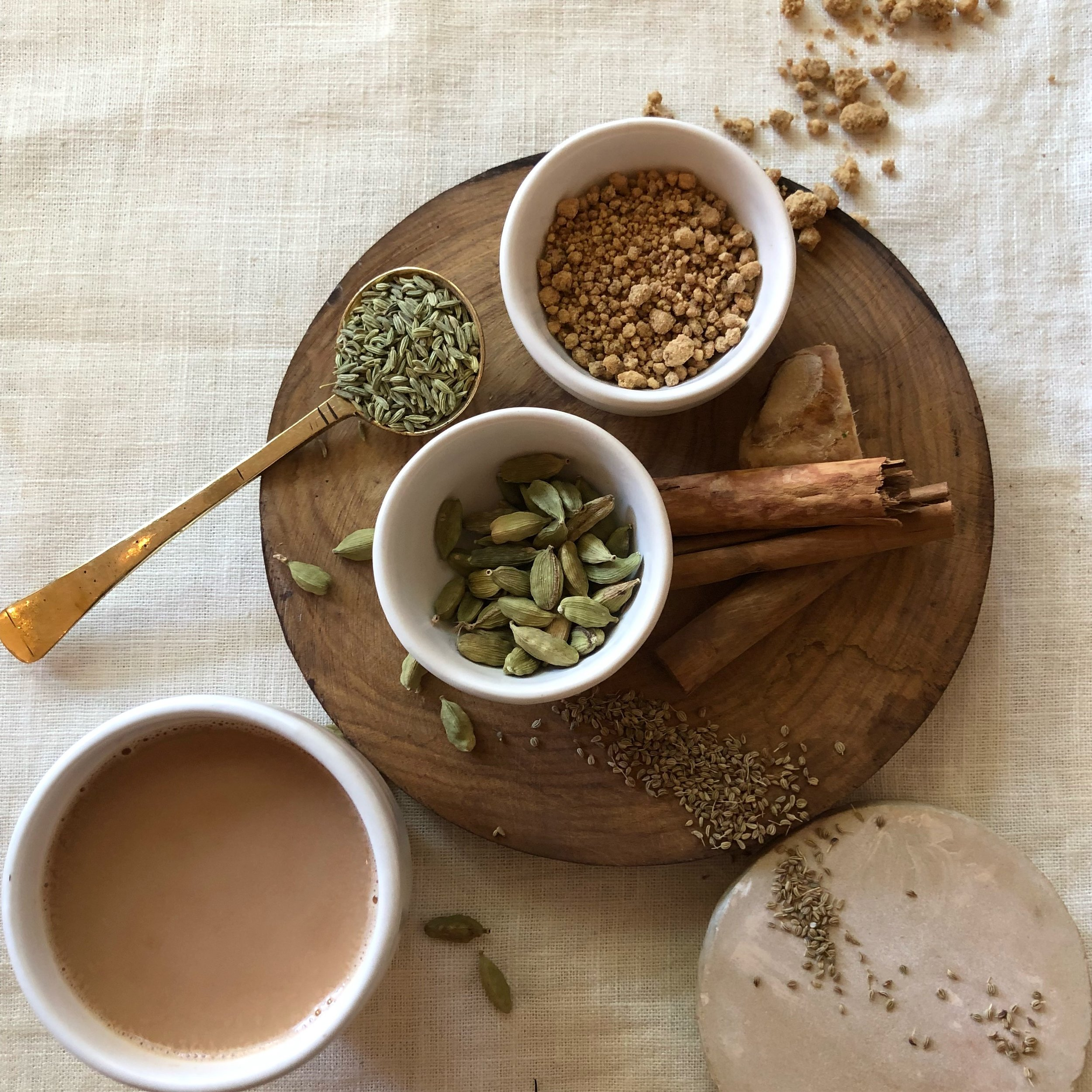 Ayurvedic Spiced Chai