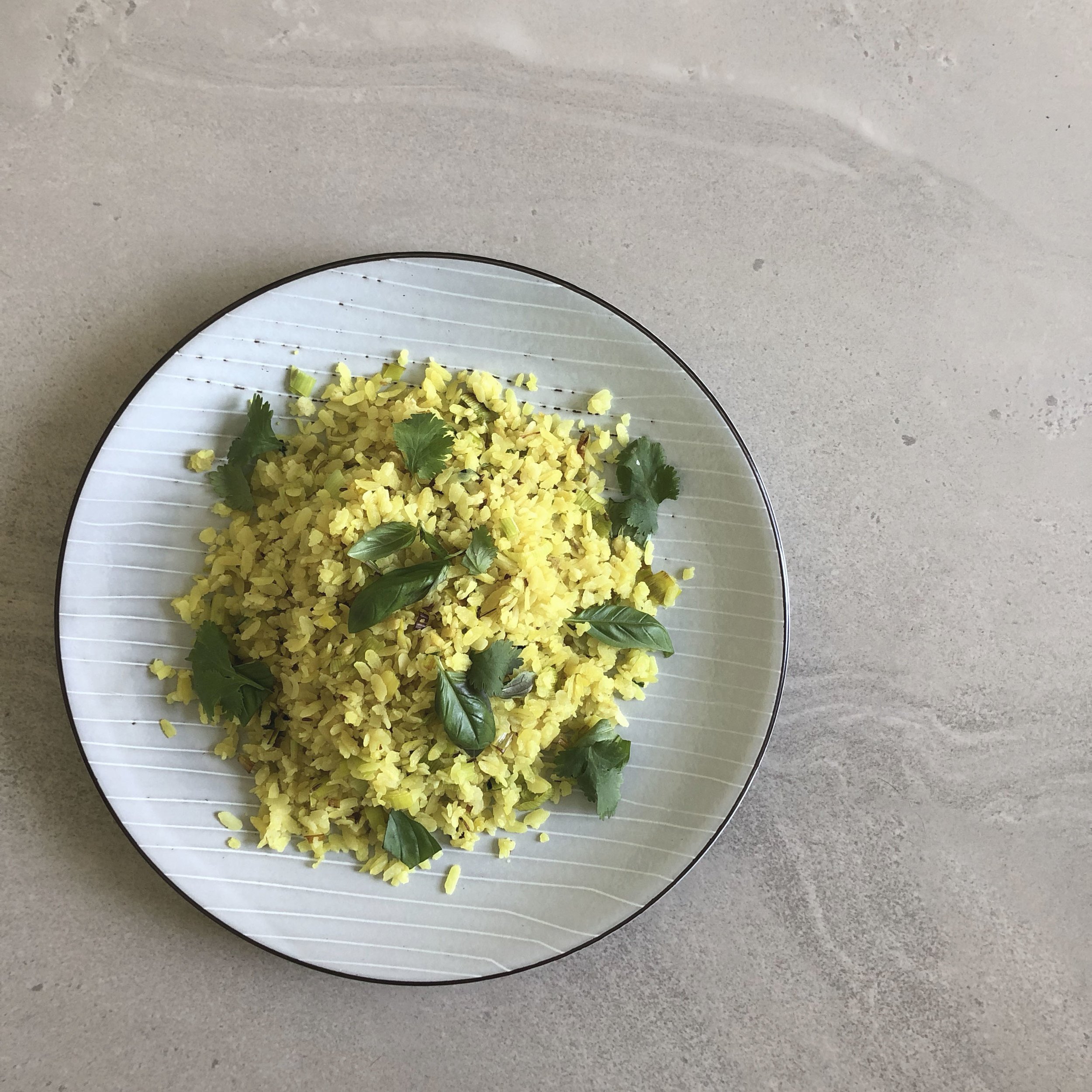 Poha - Flattened Rice
