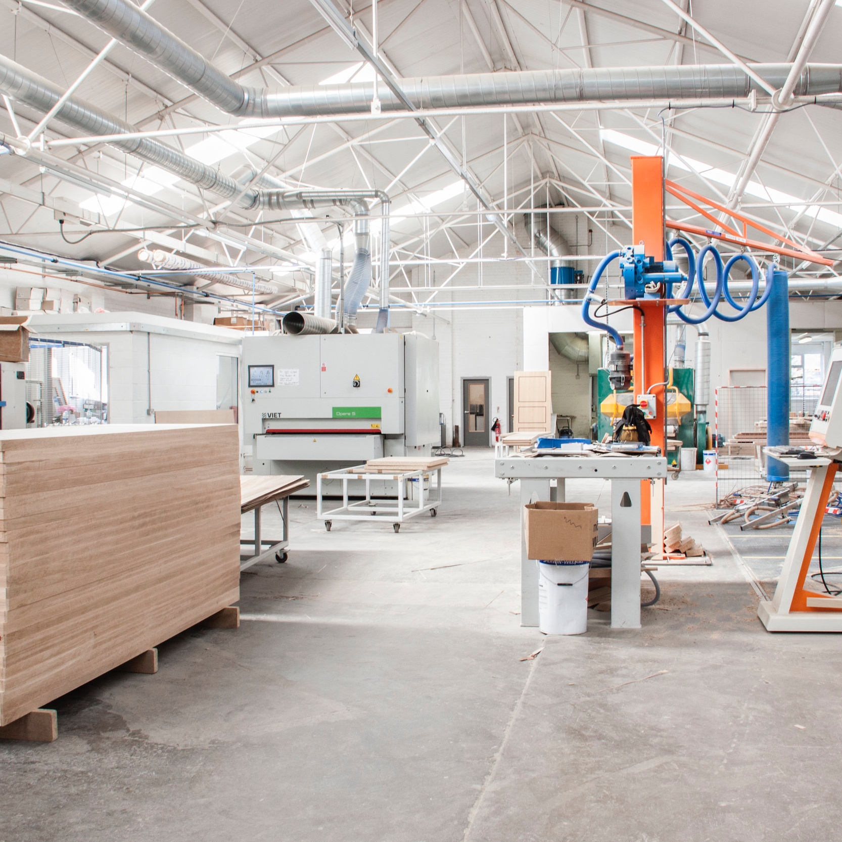 A Look Inside Our Factory - February 2019