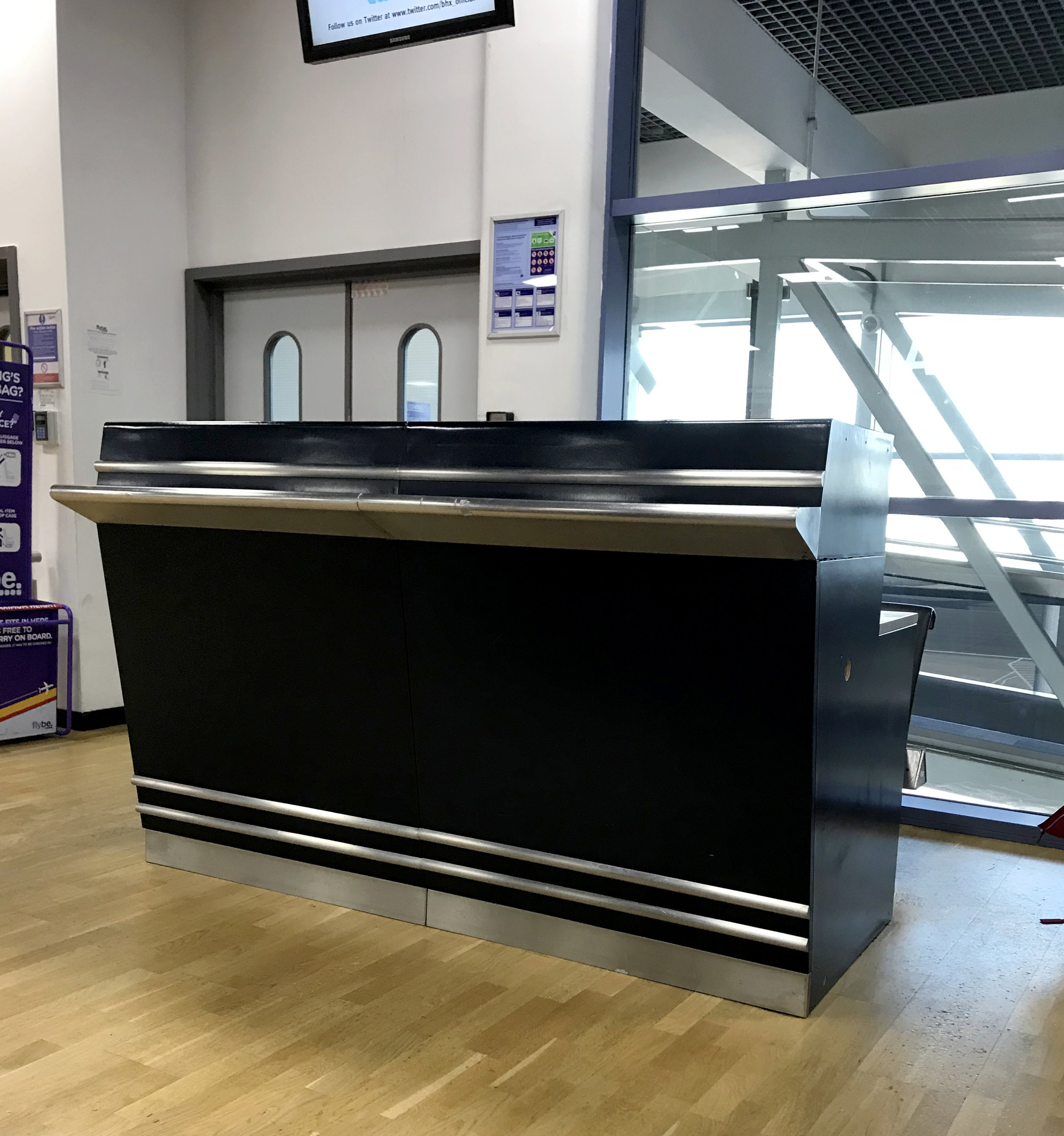 British Airways Desk