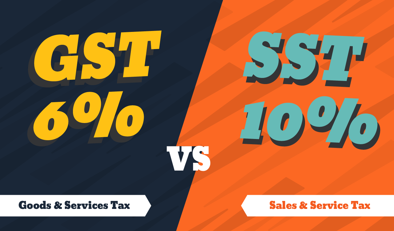 br/>GST vs SST: How To Prepare For The Introduction Of SST