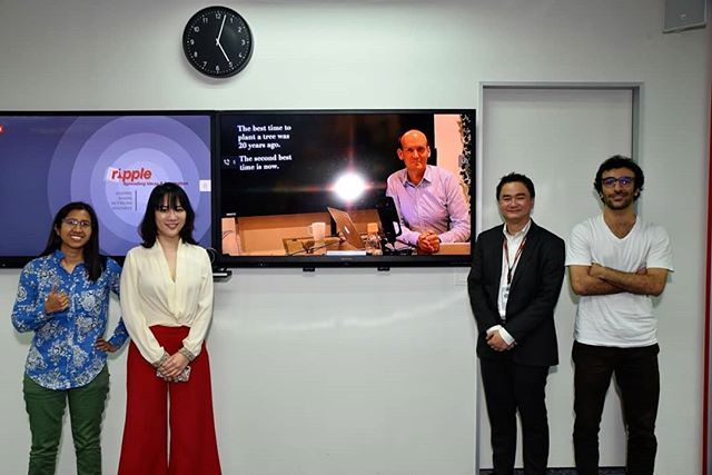 "Hilti Asia IT Services (HAITS) focuses on cultivating innovation in companies, because they believe it is critical in driving growth.  On 11th July 2019, HAITS launched their inaugural ""Ripple"" initiative, which aims to bring together bright minds to give innovation-centric talks on a wide range of subjects to foster learning, inspiration, wonder, and to create conversations that matter.  Alia Alsagoff, Dropee's Head of Business Development & Partnership, spoke alongside other brilliant individuals and entrepreneurs (such as Soong Sai Mun from VIP Education Group, Shuen Chiu from Rent A Dress, Sina Meraji from UM App Club, and Kim Svendsen from Stibo Accelerator), to share our perspectives on the topic of innovation and how it plays an important role in organisations.  Each of us brought something different to the table, and it was a humbling learning experience for all. We are thrilled to receive feedback that the event was an eye-opening and inspiring session to the HAITS community!  Thank you very much to the HAITS team for the warm hospitality - let's all continue to drive innovation across every part of our organisations!"
