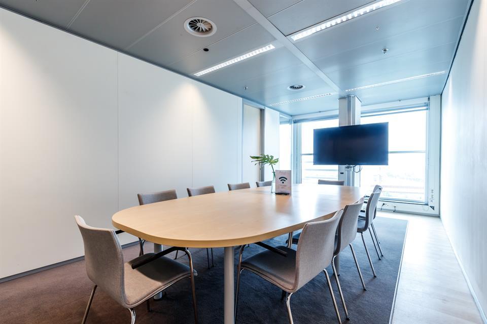 Locatie utrecht - vergaderruimte 12 personen  €42,50 Per uur  EXCL. BTW