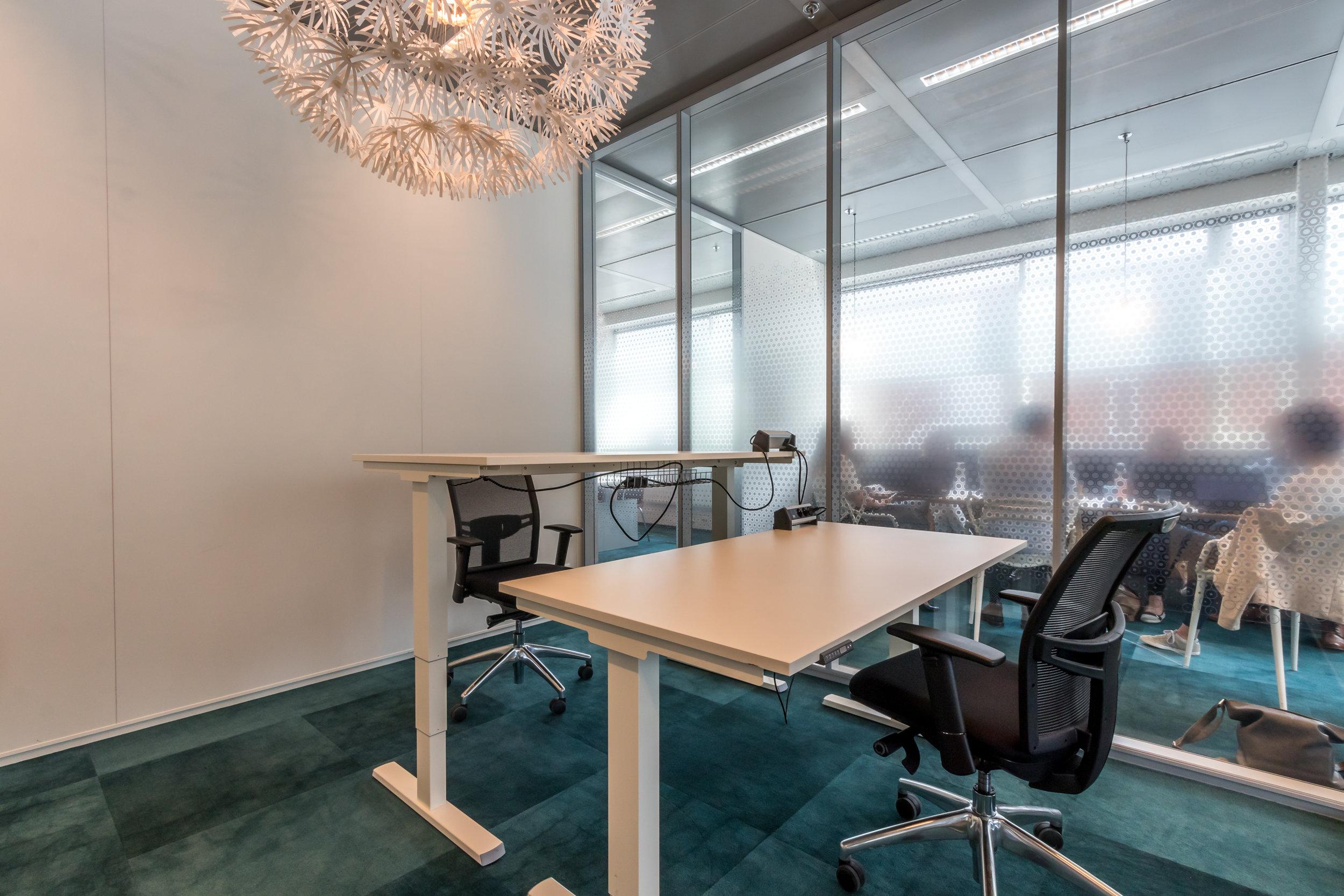 locatie utrecht - Private office  € 25,00   per uur  excl. btw