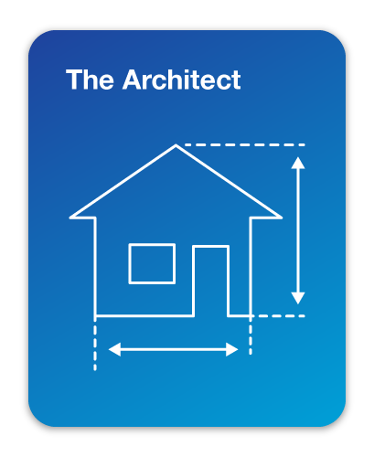THE ARCHITECT - ✓ CERTIFIED DESIGN✓ ATTRACTIVE FINISH