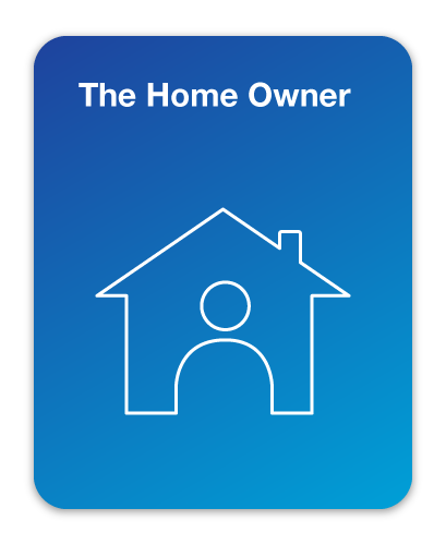THE HOME OWNER - ✓ ECONOMICAL PRICE✓ NO FRAME VISIBLE INTERNALLY