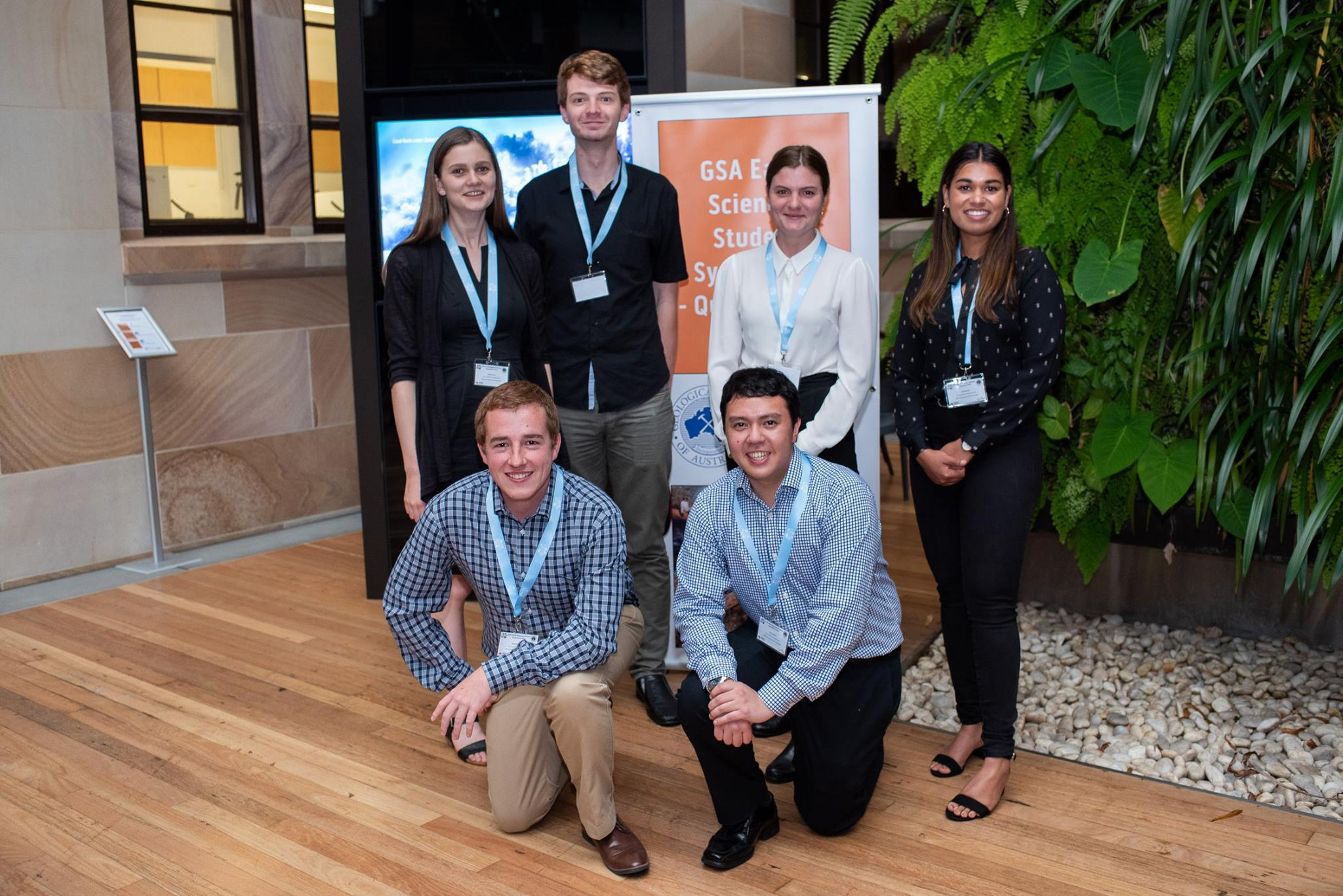 Rosyln Dalton (Chair), Clint Caldicott (Secretary),  Alex Wheeler (Treasurer), Owen Welsh (Sponsorship Officer), Adi Sondkar (Advertising), Honor Wilson (Website Adds and Comms)