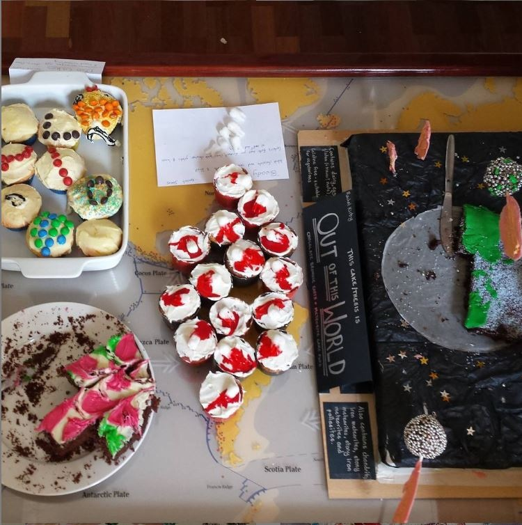 ANU RSES  #bakeyourPhD  on Instagram