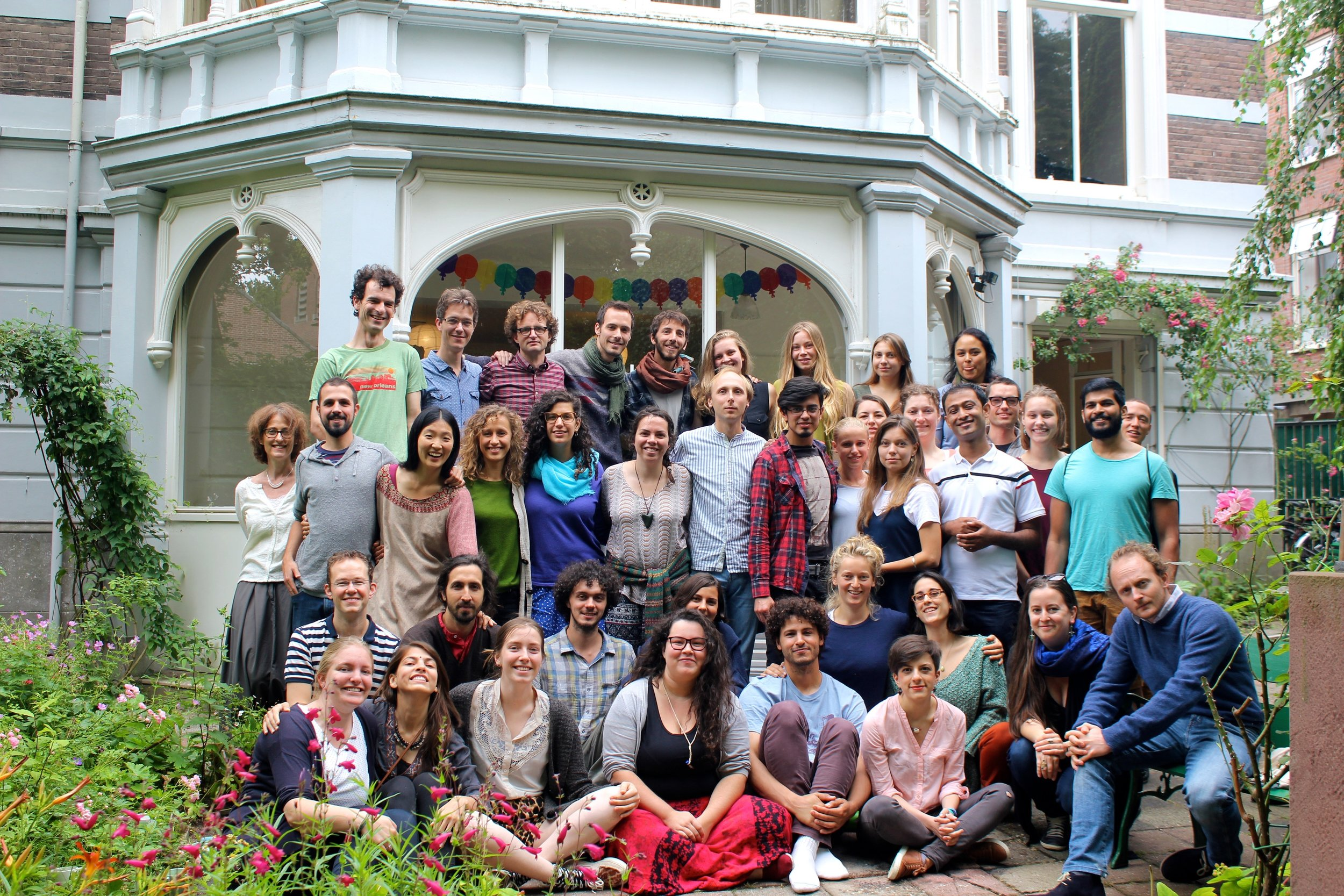 In 2017, I attended the Anthroposophical Youth Section Gathering in Den Haag, Holland. If you are wondering what the active youth are doing worldwide, here is a thorough insight into the world of our days together, brainstorming and exploring what it means to be a human in these times, and what action steps we took to grapple with the consequences of human actions.