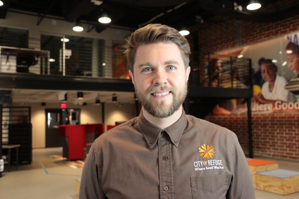 Seth Lingenfelter - Director of Housing