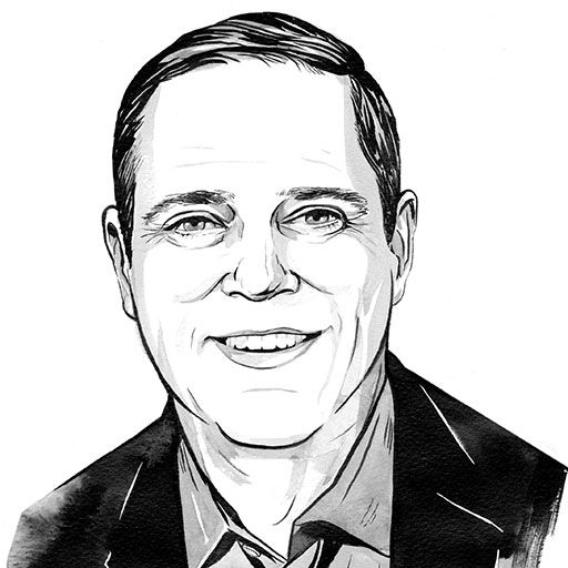Chuck Robbins, Cisco. Mental Health.