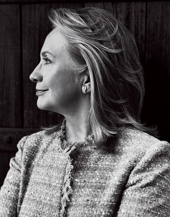 Hillary Clinton, Secretary of State. Women's rights.