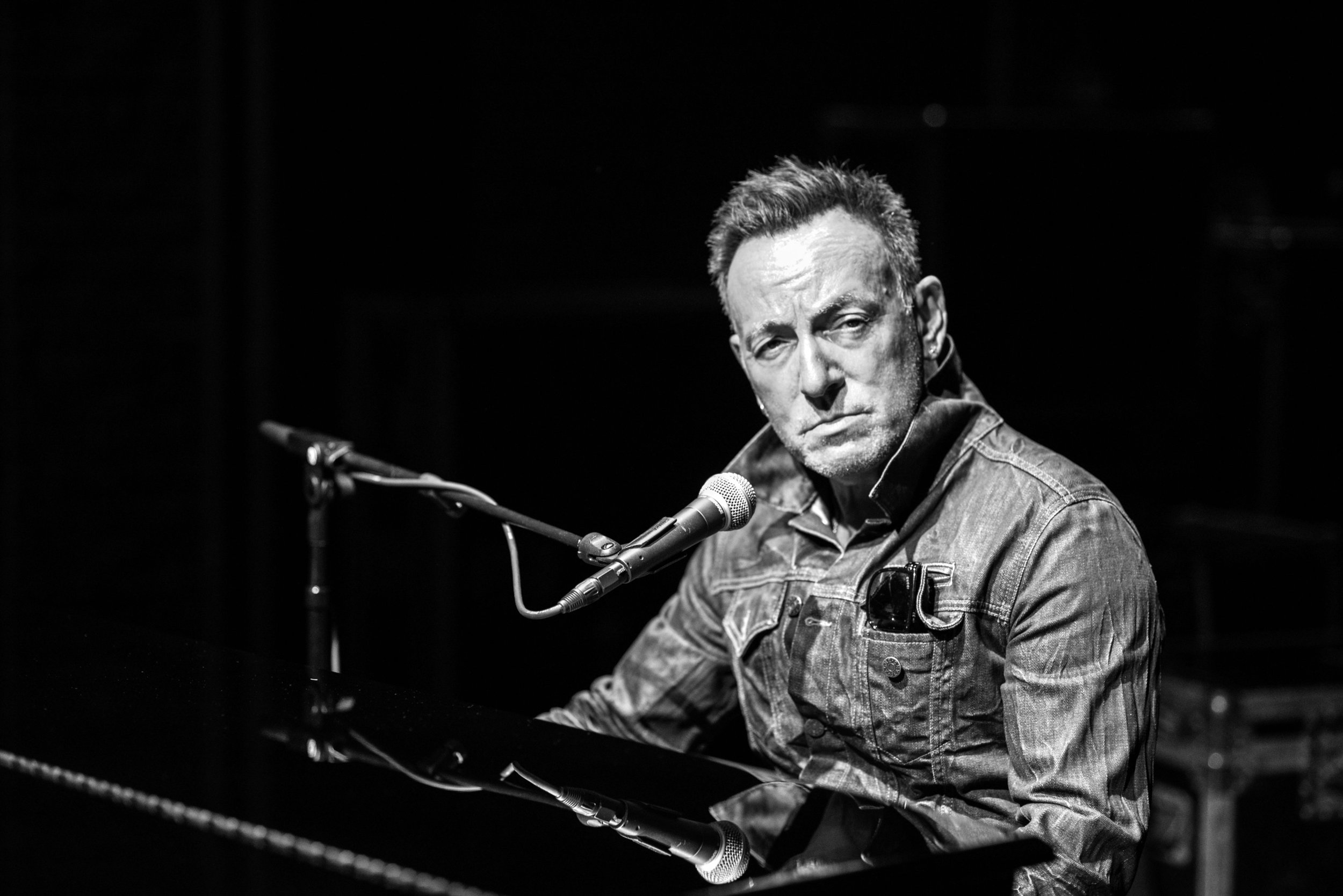 Bruce Springsteen, songwriter. 9/11.