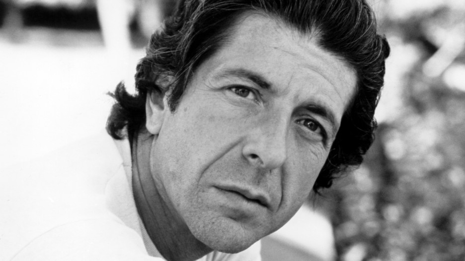 Leonard Cohen, Songwriter. Love and Death.